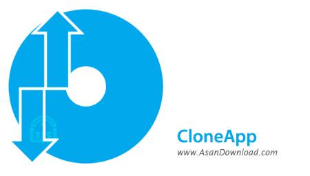 دانلود CloneApp v2.08.358 - نرم افزار تهیه بک آپ از تنظیمات نرم افزارها