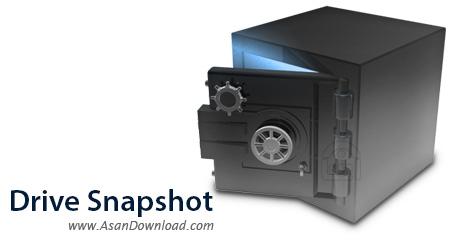 دانلود Drive SnapShot v1.46.0.18038 - نرم افزار تهیه نسخه پشتیبان