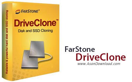 دانلود FarStone DriveClone Workstation v10.01 - نرم افزار پشتیبان گیری از اطلاعات سیستم