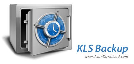 دانلود KLS Backup Professional v8.5.0.0 - نرم افزار Backup گیری از فایل ها