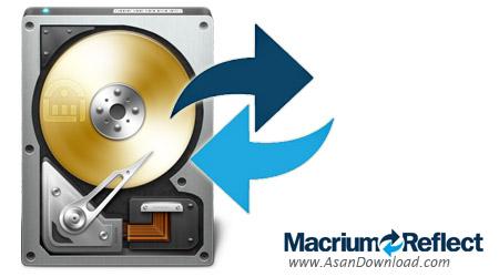 دانلود Macrium Reflect Workstation + Server Plus v7.1.3307 - نرم افزار تهیه نسخه ی پشتیبان از هارددیسک