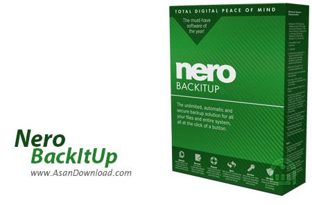 دانلود Nero BackItUp v15.60.61.22 - نرم افزار تهیه نسخه پشتیبان
