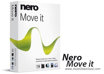دانلود Nero Move It v1.5.10.0 - نرم افزار مدیریت انتقال فایل بین دستگاه های مختلف