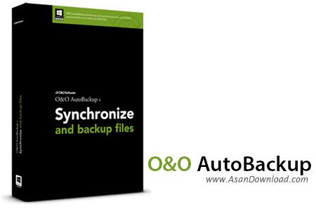 دانلود O&O AutoBackup - نرم افزار تهیه بک آپ از فایل ها