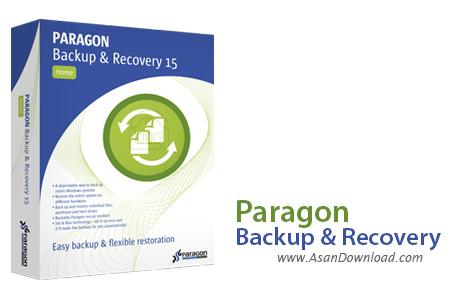 دانلود Paragon Backup & Recovery v10.1.25.348 - نرم افزار تهیه نسخه پشتیبان