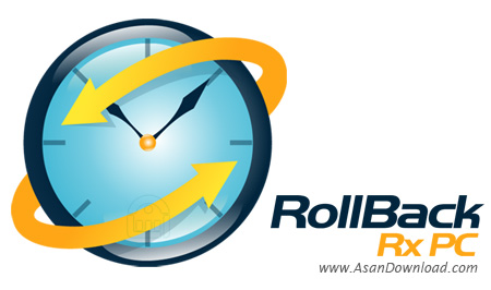 دانلود RollBack Rx Pro v10.7 Build 2702518295 + Server Edition v2.2 Build 2702520321 - نرم افزار ریکاوری ویندوز