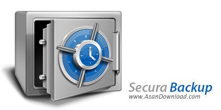 دانلود Secura Backup Professional v3.06 - تجربه ای جدید در Backup گیری