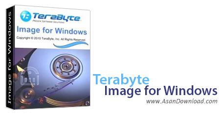 دانلود Terabyte Image for Windows v2.94 - نرم افزار Bakup گیری از اطلاعات