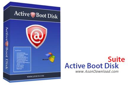 دانلود Active Boot Disk Suite v9.0.0 - نرم افزار ساخت دیسک بوت