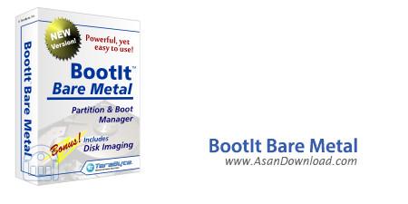 دانلود BootIt Bare Metal v1.38 - ابزار پارتیشن بندی و مدیریت بوت