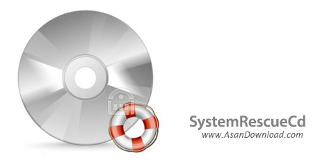 دانلود SystemRescueCd v5.2.1 - دیسک بازیابی اطلاعات
