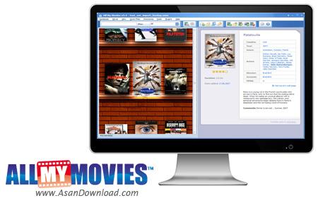 دانلود All My Movies v7.5.1411 - نرم افزار مدیریت فیلم ها به صورت حرفه ای