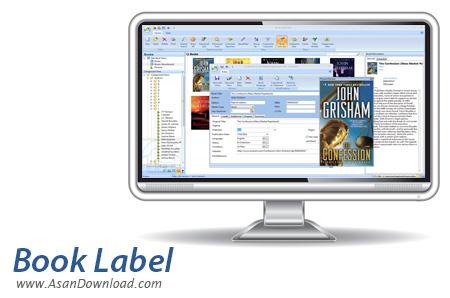 دانلود Book Label 2010 v3.0.2.257 - نرم افزار مدیریت حرفه ای کتاب ها