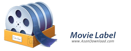دانلود Movie Label 2014 Pro v9.2.3 Build 1962 - نرم افزار مدیریت آرشیو فیلم ها