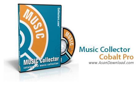 دانلود Music Collector Cobalt Pro v8.5 - نرم افزار مدیریت موزیک ها
