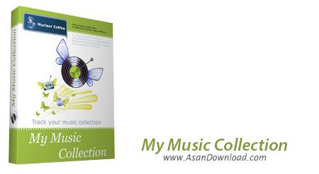 دانلود Nuclear Coffee My Music Collection v1.0.0.11 - نرم افزار مدیریت حرفه ای موزیک ها