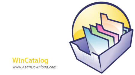 دانلود WinCatalog 14.0.3.13 - نرم افزار دسته بندی فایل ها