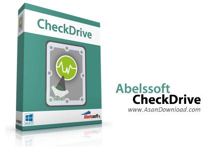 دانلود Abelssoft CheckDrive 2018.1.27 - نرم افزار بررسی مشکلات هارددیسک