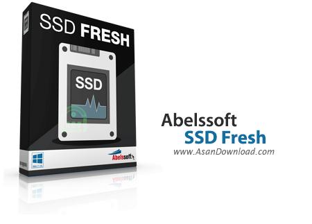 دانلود Abelssoft SSD Fresh v2019.8.0 Build 19 - نرم افزار مدیریت هارد SSD
