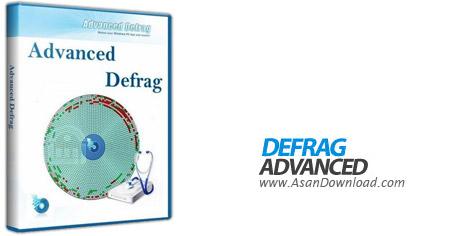 دانلود Advanced Defrag v6.6.0.1 - نرم افزار یکپارچه سازی کامل هارد دیسک