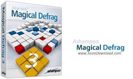 دانلود Ashampoo Magical Defrag v3.0.2.91 - نرم افزار یکپارچه سازی و افزایش کارایی هارد دیسک