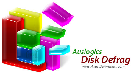 دانلود Auslogics Disk Defrag Pro v4.8.2 - نرم افزار یکپارچه سازی هارد دیسک