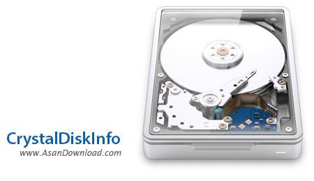 دانلود CrystalDiskInfo v7.5.0 - نرم افزار نمایش مشخصات هارددیسک