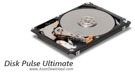 دانلود Disk Pulse Ultimate v7.6.14 - نرم افزار مدیریت و نظارت بر هارددیسک