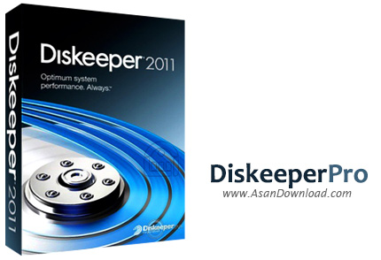 دانلود Diskeeper 16 Pro v19.0.1214.0 + Server v16.0.1017 - یکپارچه سازی هارد دیسک