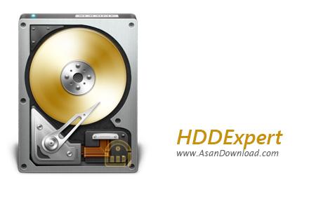 دانلود HDDExpert v1.18.1.40 - نرم افزار بررسی وضعیت سلامت هارد دیسک