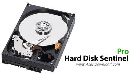 دانلود Hard Disk Sentinel Pro v5.50.10482 - نرم افزار نظارت و تعمیر هارد دیسک