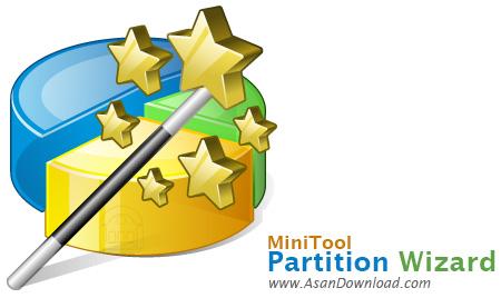 دانلود MiniTool Partition Wizard Pro + Server Edition v9.0.0 - نرم افزار پارتیشن بندی هارد دیسک