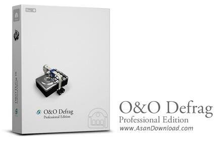 دانلود O&O Defrag Pro v23.0.3569  - یکپارچه سازی هارددیسک