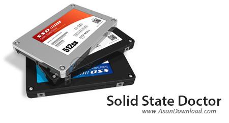 دانلود LC Technology Solid State Doctor v3.1.2.4 - نرم افزار مدیریت حافظه های SSD