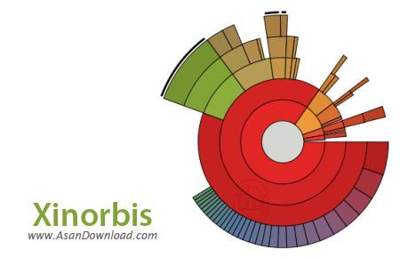 دانلود Xinorbis v8.1.7 - نرم افزار نمایش مشخصات هارددیسک