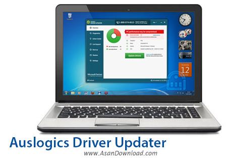 دانلود Auslogics Driver Updater v1.24.0.2 - نرم افزار مدیریت درایورها