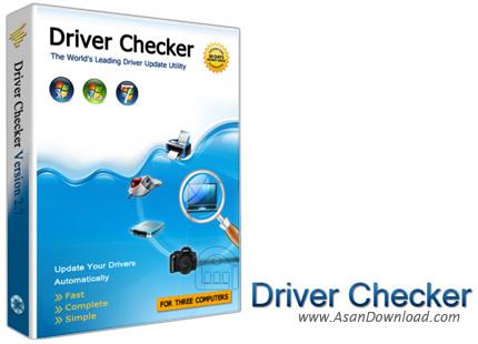 دانلود Driver Checker v2.7.5 Datecode 17.10.2012 - نرم افزار مديريت درايورها و ایجاد نسخه پشتیبان