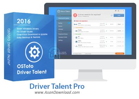 دانلود Driver Talent Pro v6.5.56.164 - نرم افزار آپدیت درایورها