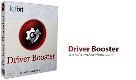 دانلود IObit Driver Booster Pro v4.4.0.512 - نرم افزار آپدیت درایور در ویندوز