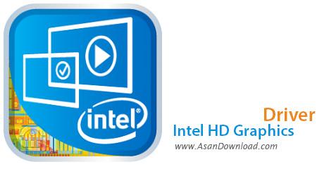دانلود Intel Graphics Driver v26.20.100.7985 Win10 x64 - درایور کارت گرافیکی اینتل