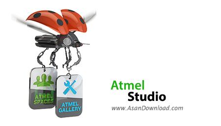 دانلود Atmel Studio v7.0.1931 - نرم افزار برنامه نویسی میکروکنترلر