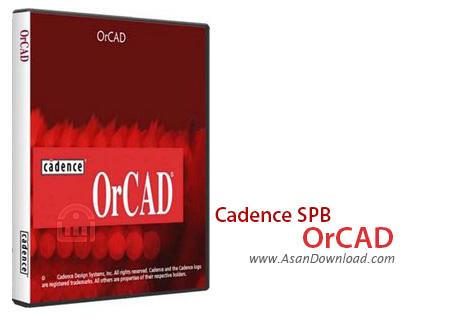 دانلود Cadence SPB OrCAD v16.60 - نرم افزار طراحی مدار