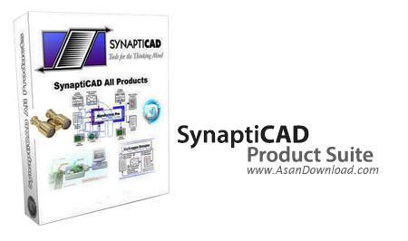 دانلود SynaptiCAD Product Suite v20.01 - نرم افزار طراحی مدار الکتریکی