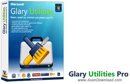 دانلود Glary Utilities Pro v5.162.0.188 - مجموعه ابزارهای بهینه ساز ویندوز