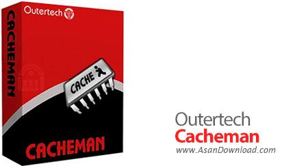 دانلود Outertech Cacheman v10.0.1.5 - نرم افزار بهینه سازی حافظه موقت و افزایش سرعت و کارآیی