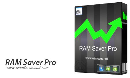 دانلود RAM Saver Pro v18.3 - نرم افزار بهینه سازی حافظه رم