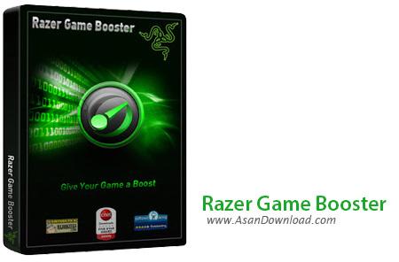 دانلود Razer Game Booster v4.2.45 - نرم افزار بهینه سازی سیستم برای اجرای بازی ها