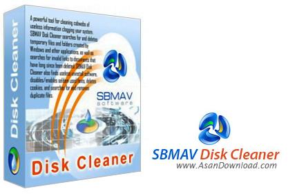 دانلود SBMAV Disk Cleaner v3.50.0.1326 - نرم افزار پاکسازی هارددیسک