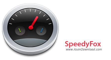 دانلود SpeedyFox v2.0.25 Build 130 - نرم افزار افزایش سرعت اجرای فایرفاکس و کروم