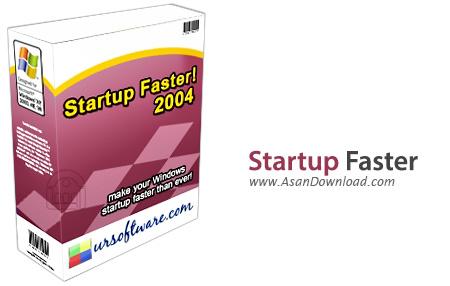 دانلود Startup Faster v3.6.2011.14 - نرم افزار مدیریت استارت آپ و افزایش سرعت لود ویندوز